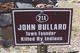 Profile photo:  John M. Bullard
