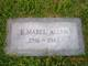 Profile photo:  Elsie Mabel <I>Vallance</I> Allen