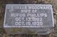 Ida Belle <I>Woodward</I> Phillips