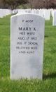 Mary Katherine <I>Meriwether</I> Kile