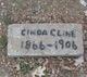 Edith Lucinda <I>Turner</I> Cline