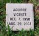 Vincent Aguirre