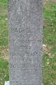 Rachel O <I>Brooks</I> Dougherty