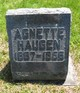 Profile photo:  Agnette <I>Lokken</I> Haugen