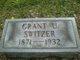 Grant Ulysses Switzer