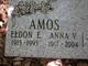 Profile photo:  Eldon Eugene Amos