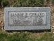 Fannie E. <I>Cowel</I> Gerard