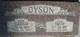 Eleanor May <I>Holt</I> Dyson