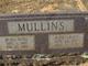 Nora May <I>Ross</I> Mullins