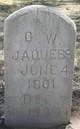 G W Jaquess