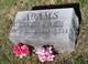 Profile photo:  Ida Mae Adams