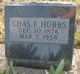 Profile photo:  Charles E Hobbs