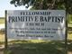 Fellowship Primitive Baptist Cemetery
