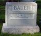 Elizabeth A. <I>Baumgartner</I> Bauer