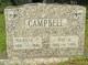 Profile photo:  Nannie Catherine <I>Cubbage</I> Campbell