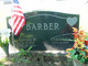 """Profile photo:  Charles W. """"Buster"""" Barber"""