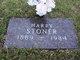 Harry  Elvin <I> </I> Stoner