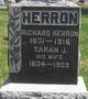 Sarah J. <I>LeMaster</I> Herron