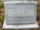Raleigh Cornelius Geiger