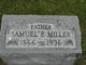 Samuel Peter Miller