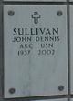 CPO John Dennis Sullivan