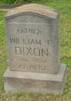 William Fisher Dixon