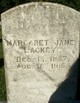 Margaret Jane Lackey