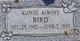 Alonzo Almond Bird