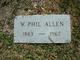 """William Phillip """"Phil"""" Allen"""