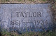 Taylor Crum