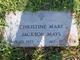 Christine Mary <I>Jackson</I> Mays