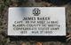 Profile photo: Lieut James Baker