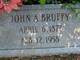 John Alexander Bruffy