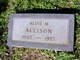 Aline M. Allison