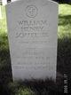 PFC William Henry Soffel, Jr