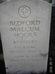 Bedford Malcum Hooks
