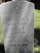George E Hoover
