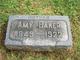 Profile photo:  Amy Celeste <I>Foster</I> Baker