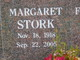 Profile photo:  Margaret M <I>Klapperich</I> Stork