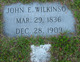 John E. Wilkinson
