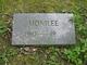 Monilee Virginia <I>Marks</I> Rucker