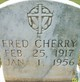 Fred Cherry