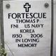 Thomas Pressly Fortescue