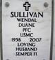 Wendal D. Sullivan
