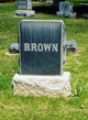 Hattie Luella <I>Gould</I> Brown