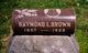 Raymond Leslie Brown