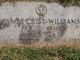James Crist Williams