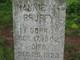 Nannie Mae Bruffy