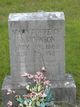 Mary Rhoda <I>Pettett</I> Johnson