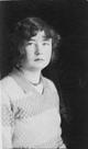Profile photo:  Ethel Agnes Rollins